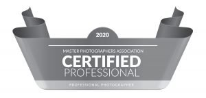 certified professional seal Master Photographers Association